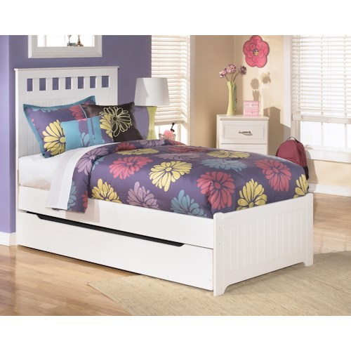 Ashley Furniture Victoria Texas: Signature Design By Ashley Furniture Lulu Twin Bed With