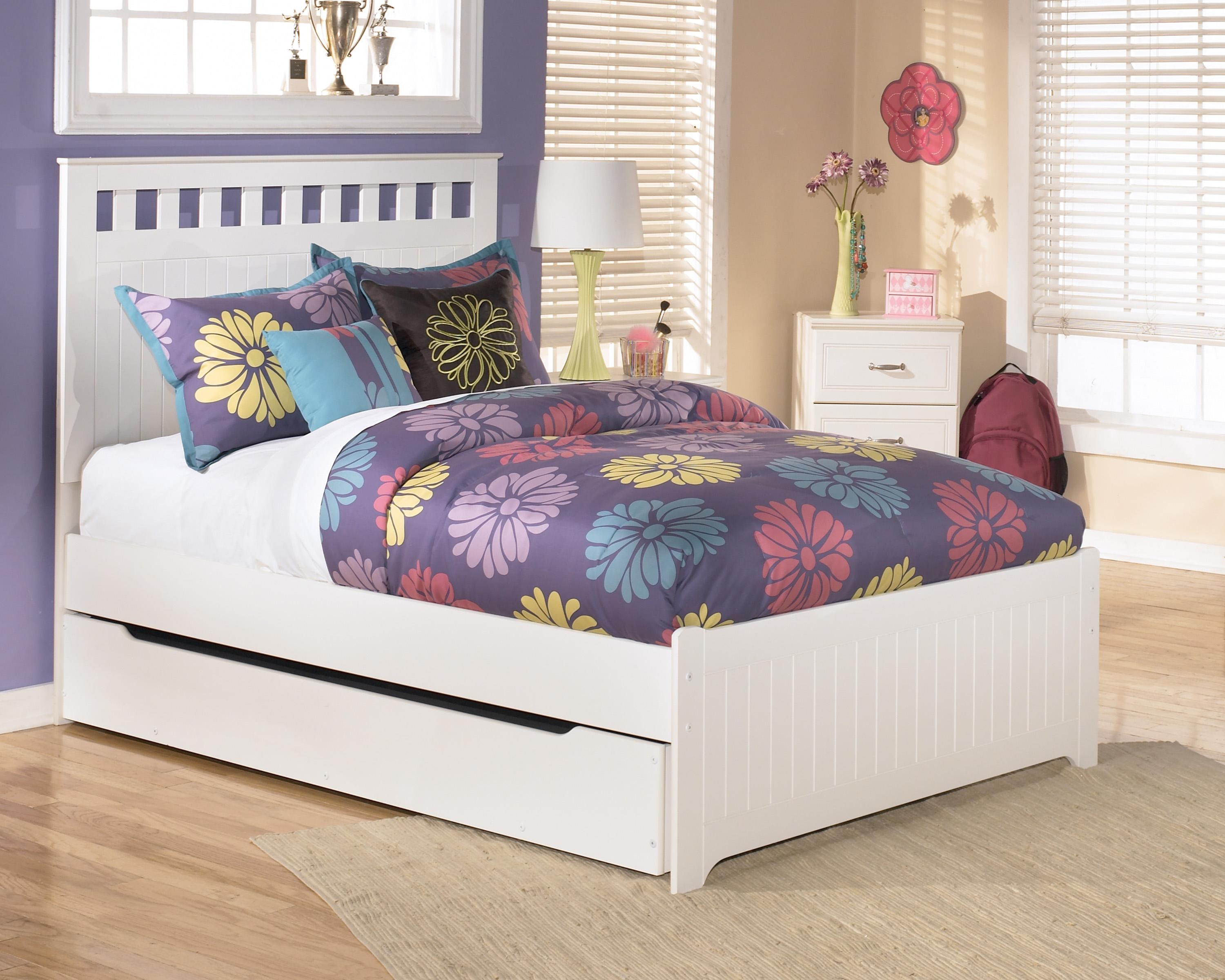 Signature Design by Ashley Lulu Full Bed with Storage