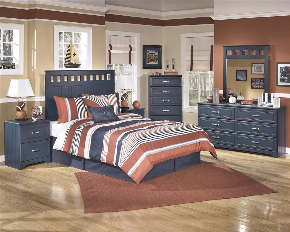 Signature Design by Ashley Leo 3 Piece Youth Bedroom Set