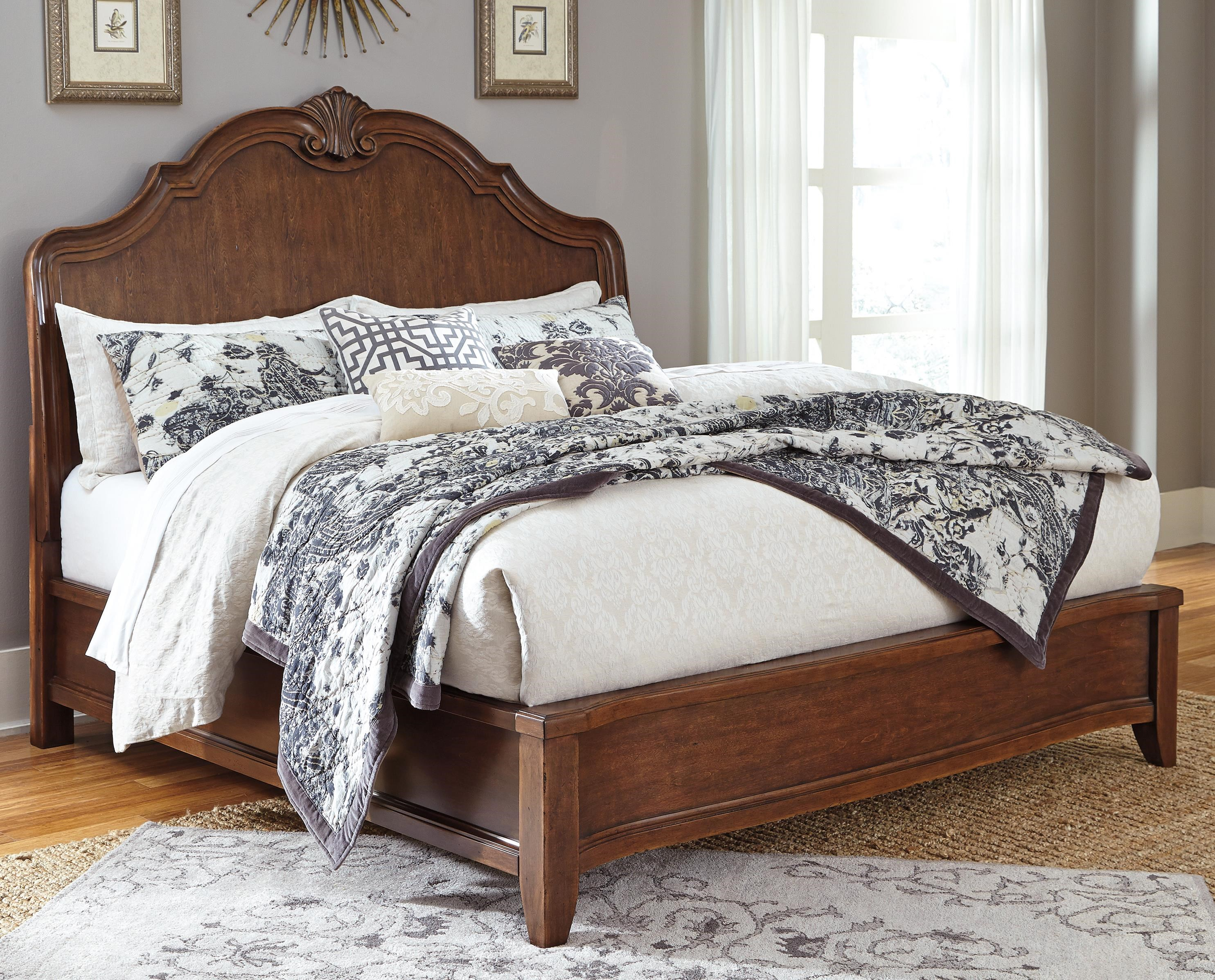 Signature Design by Ashley Balinder Queen Sleigh Bed
