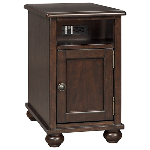 Ashley Furniture Stores Austin Tx: Signature Design By Ashley Barilanni Chair Side End Table