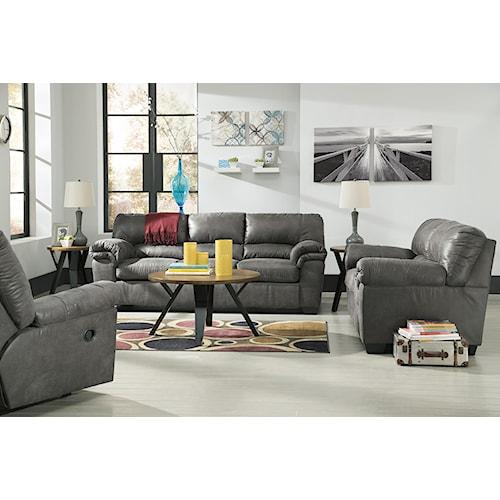 Signature Design By Ashley Bladen Stationary Living Room Group Wayside Furn