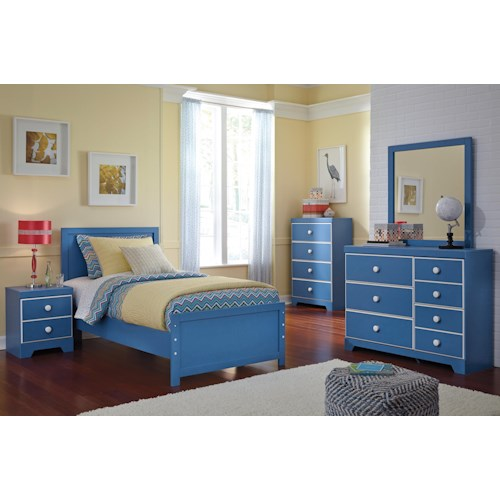 Signature Design By Ashley Bronilly Twin Bedroom Group Wayside Furniture