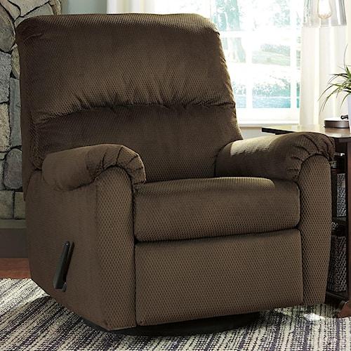 Ashley Furniture Philadelphia: Signature Design By Ashley Bronwyn Swivel Glider Recliner