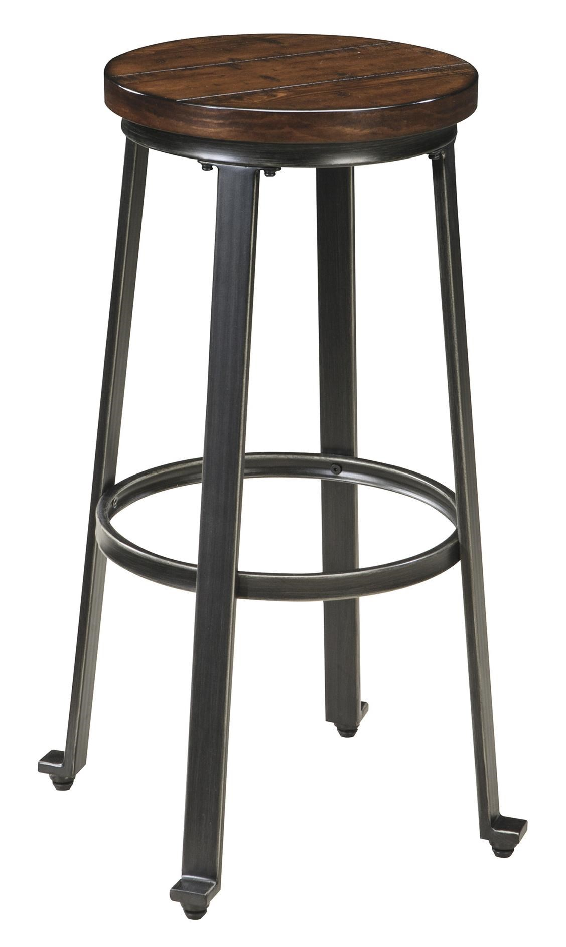 Signature Design By Ashley Challiman D307 130 Tall Stool