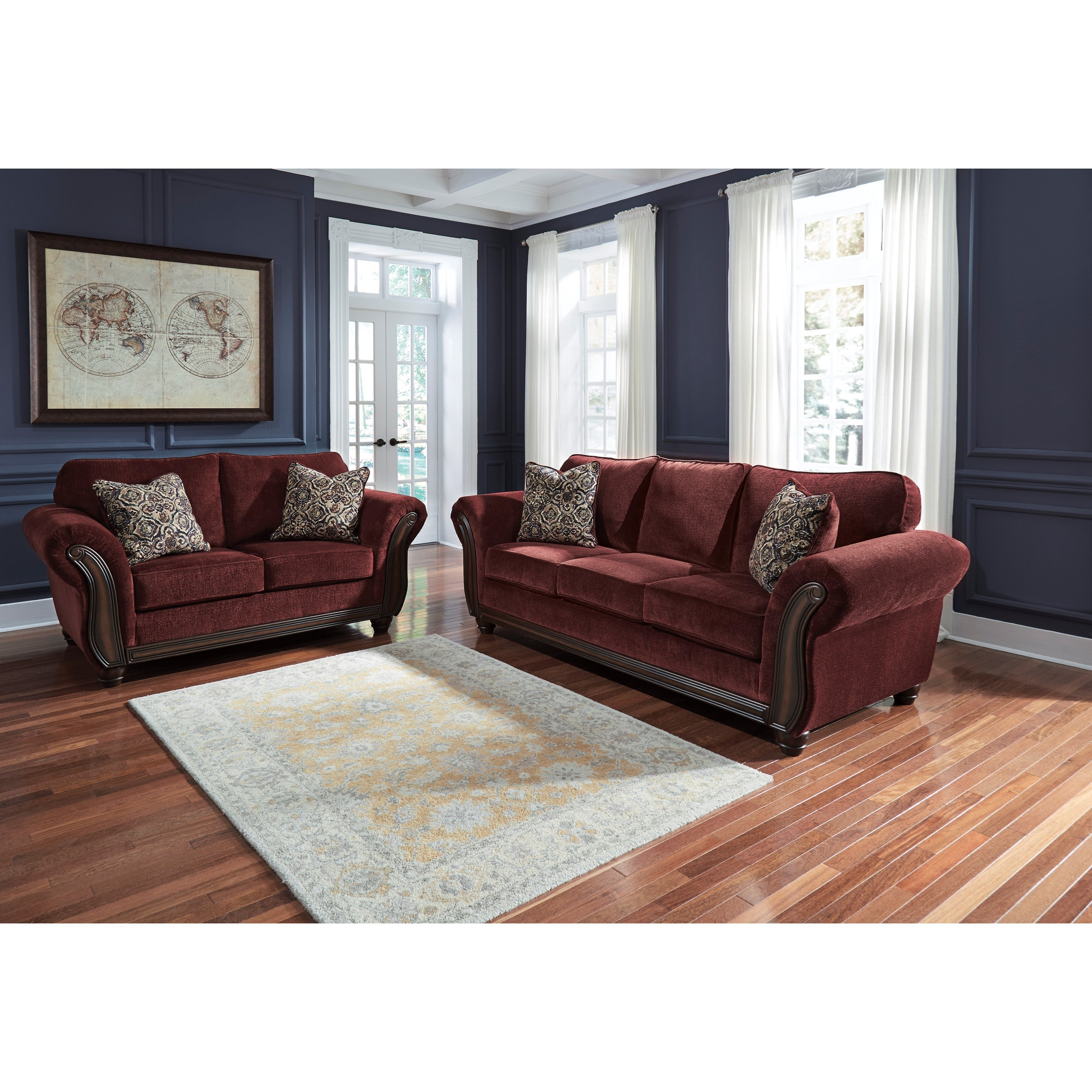 StyleLine Chesterbrook Stationary Living Room Group EFO