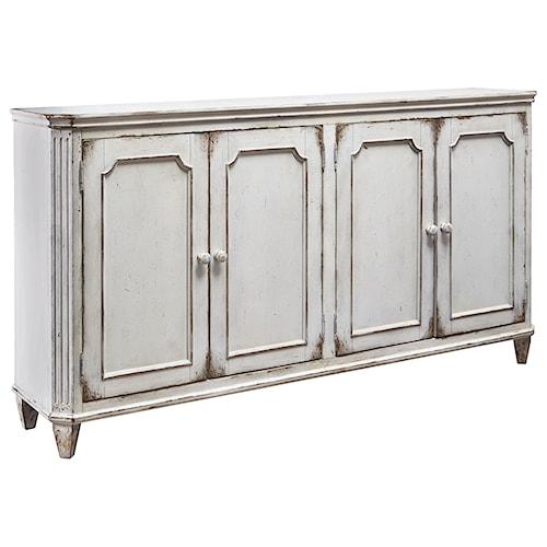 Signature Design By Ashley Mirimyn T505 560 Door Accent Cabinet Del Sol Furniture Sofa