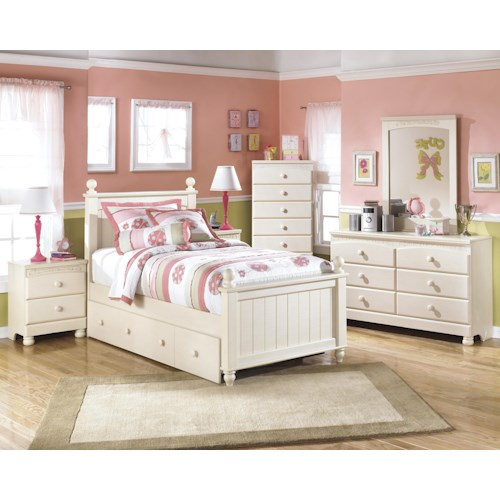 Signature Design By Ashley Cottage Retreat Twin Bedroom Group Beck 39 S Furniture Bedroom Group