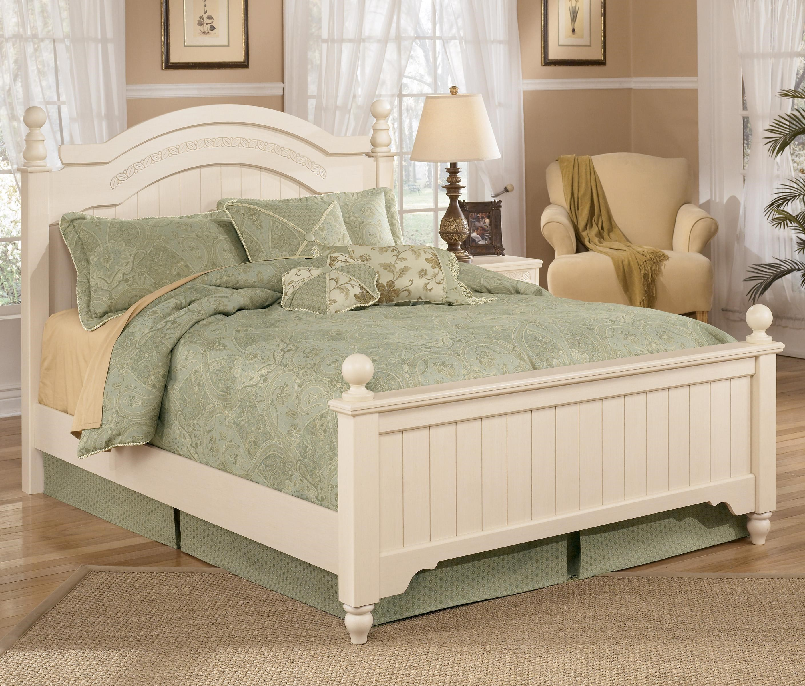 Signature Design by Ashley Cottage Retreat Queen Size