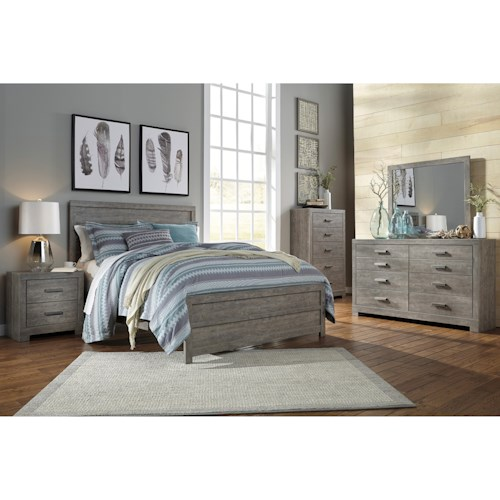 Signature Design By Ashley Culverbach Queen Bedroom Group Del Sol Furniture