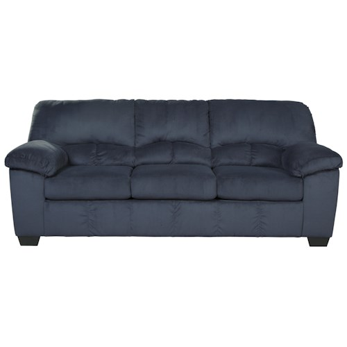 sleeper sofas ashley signature design dailey full sofa sleeper