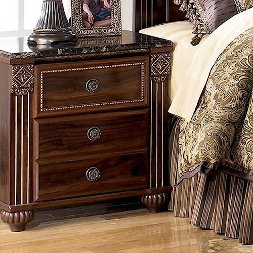 Ashley Furniture Phoenix Az: Signature Design By Ashley Gabriela B347-92 Night Stand