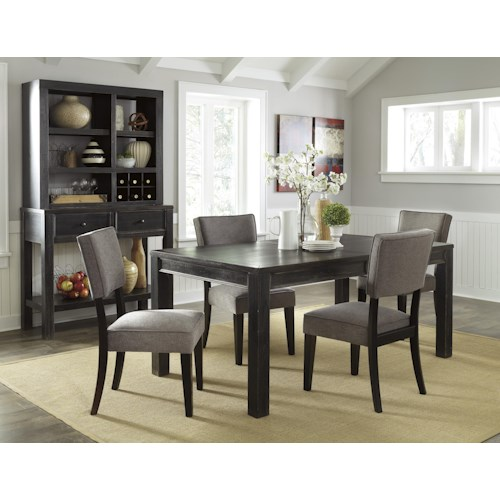 Casual Dining Room Group Regency Furniture Casual Dining Room