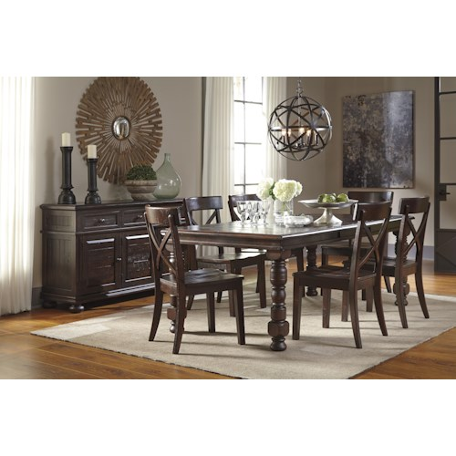 casual dining room group suburban furniture casual dining room
