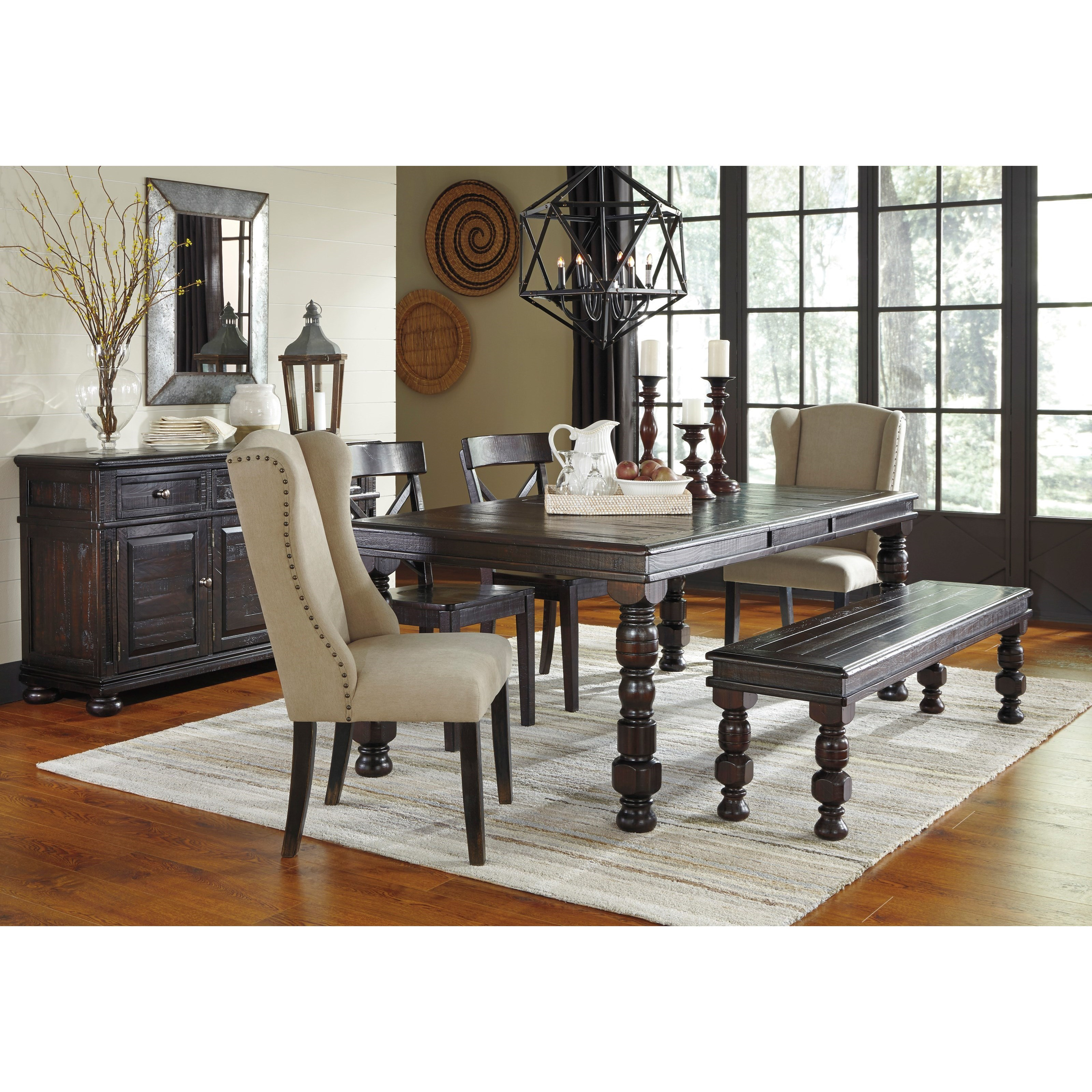 Signature Design by Ashley Gerlane Casual Dining Room