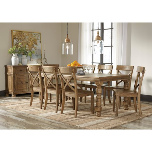 Casual Dining Room Group Ivan Smith Furniture Casual Dining Room