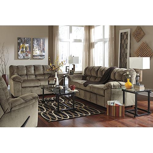 Styleline Julson Dune Stationary Living Room Group Efo