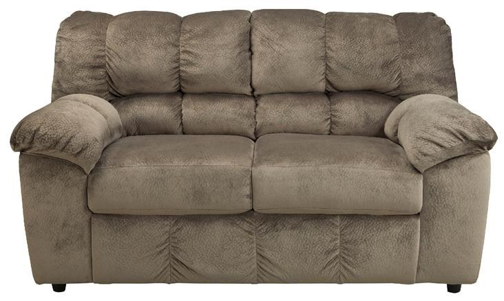 StyleLine Julson Dune Casual Contemporary Loveseat EFO