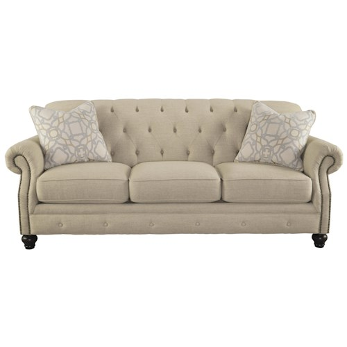 Home Living Room Furniture Sofa Signature Design by Ashley Kieran Sofa