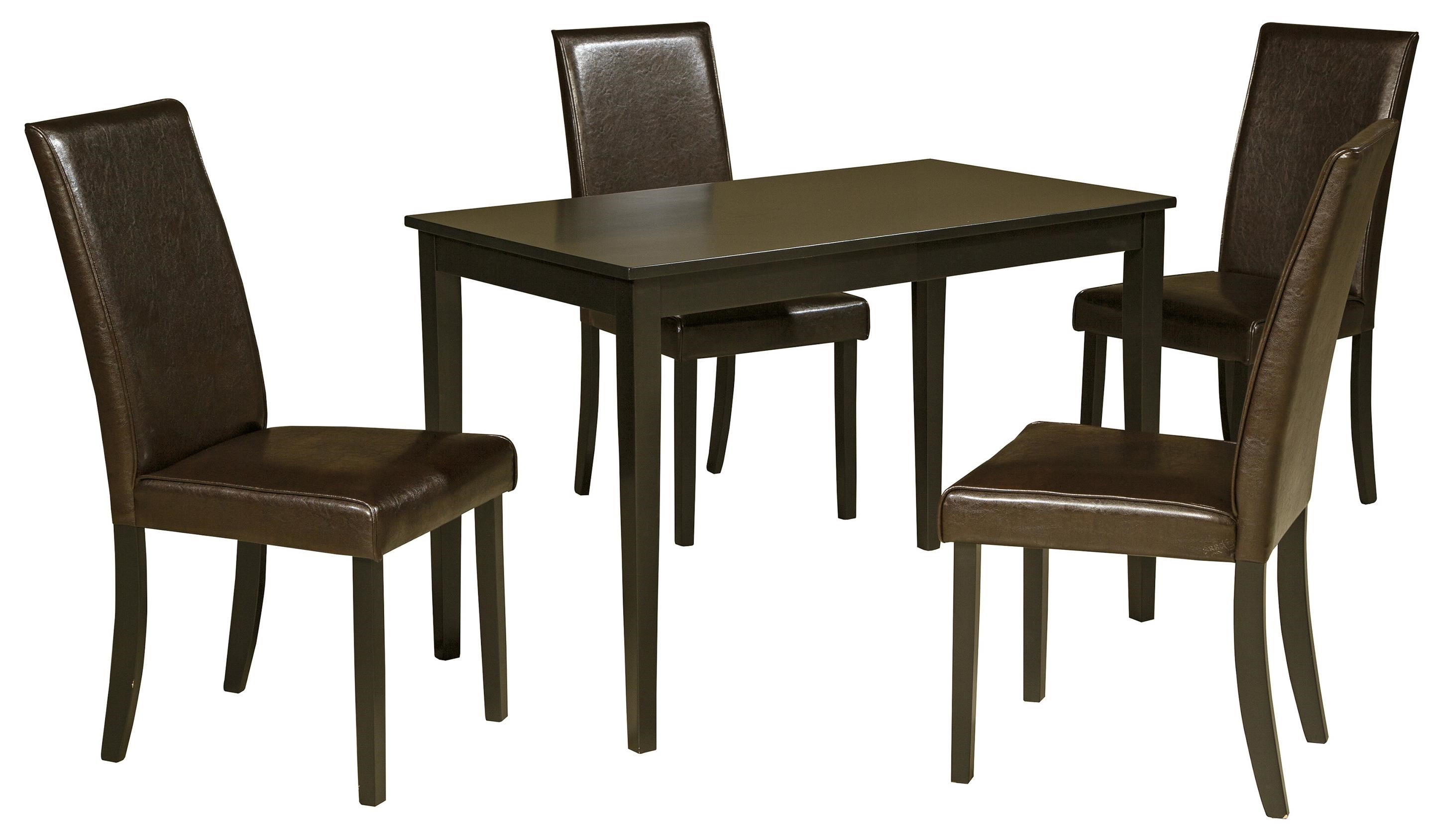 Lease To Own Furniture At Ashley Furniture Furniture Dining 5 Piece Sets Signature Design by Ashley Furniture ...