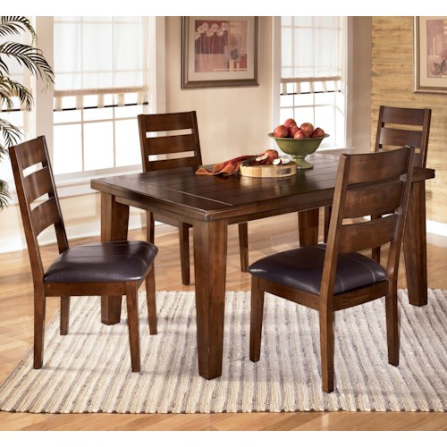 Jcpenney Dining Sets: Signature Design By Ashley Larchmont 5 Piece Rectangular