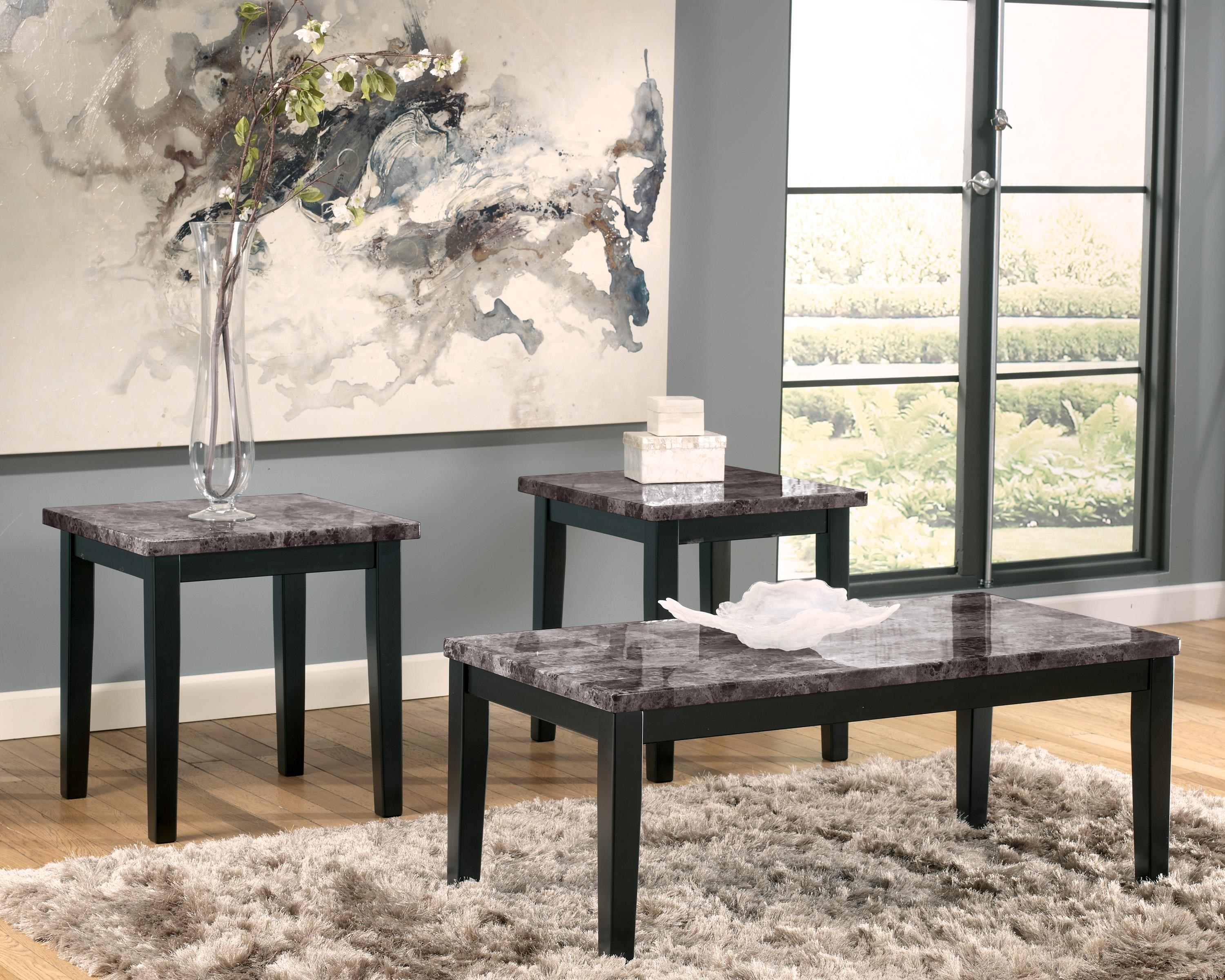 Signature Design by Ashley Maysville 3 Pack Table Set
