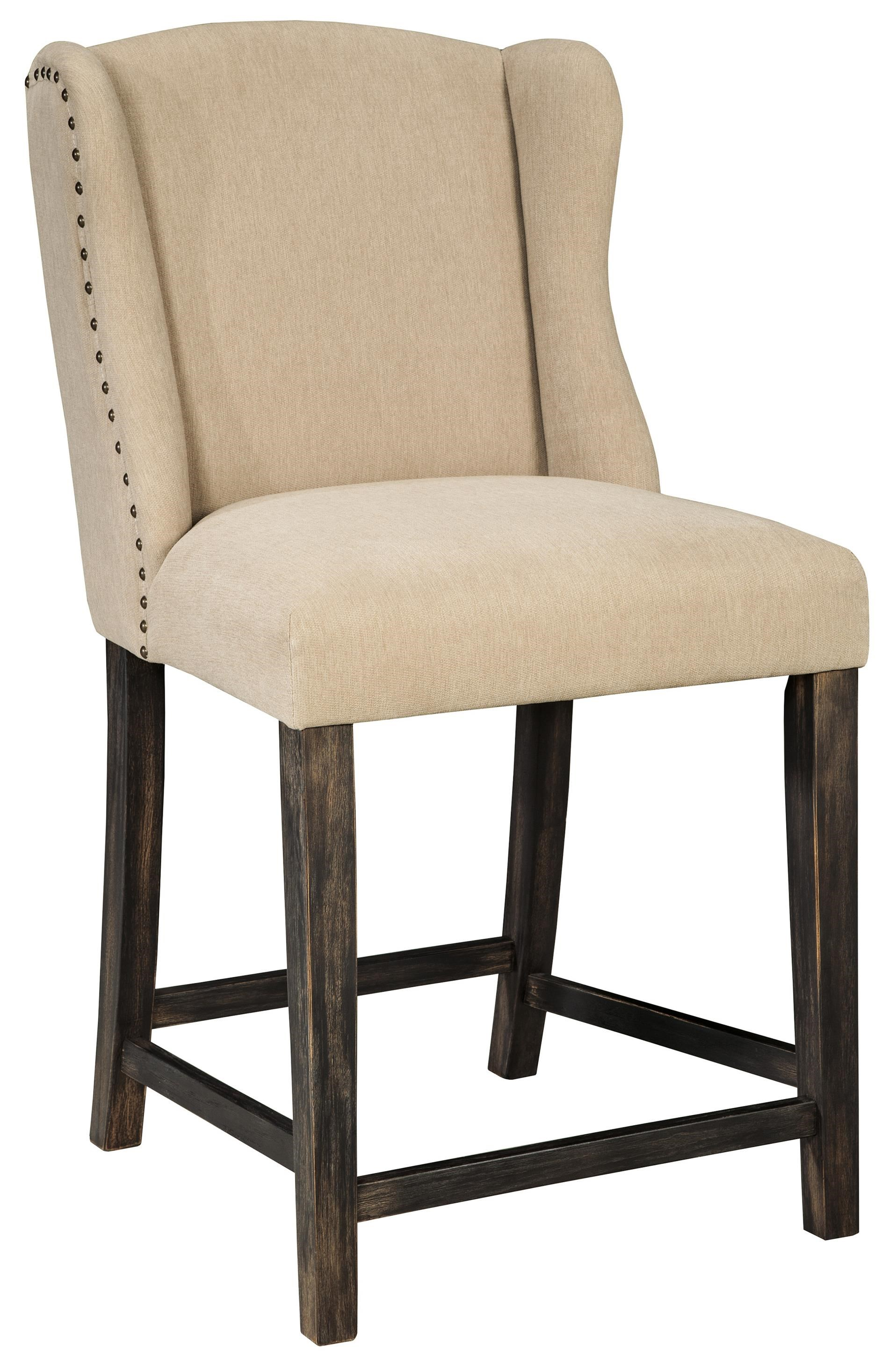 Signature Design by Ashley Moriann Upholstered Barstool  : moriannd608 524 b0jpgscalebothampwidth500ampheight500ampfsharpen25ampdown from www.olindes.com size 500 x 500 jpeg 27kB