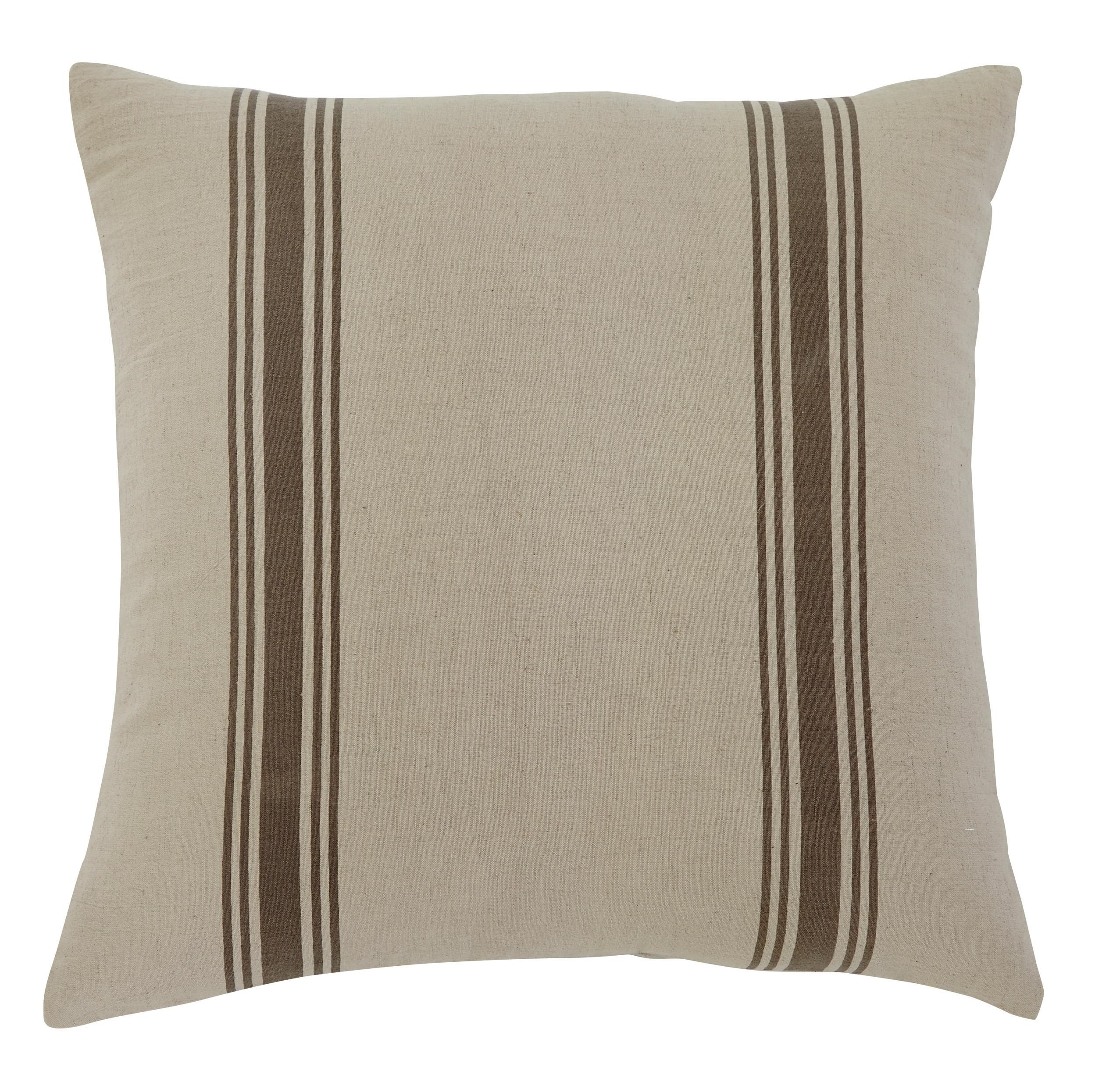 Signature Design by Ashley Pillows Striped Natural