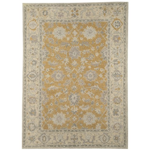 Signature Design By Ashley Traditional Classics Area Rugs Milbridge Medium Rug Wayside