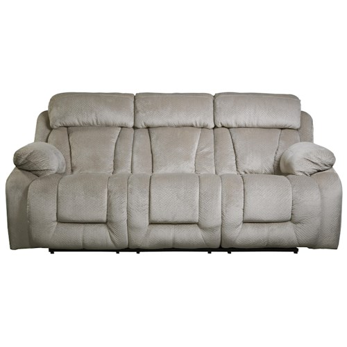 Signature Design By Ashley Stricklin 8650487 Reclining Power Sofa Del Sol Furniture