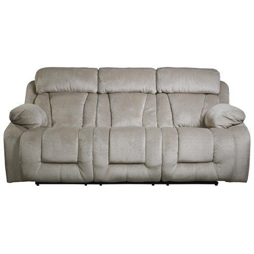 Signature Design By Ashley Stricklin Contemporary Reclining Sofa Beck 39 S Furniture Reclining