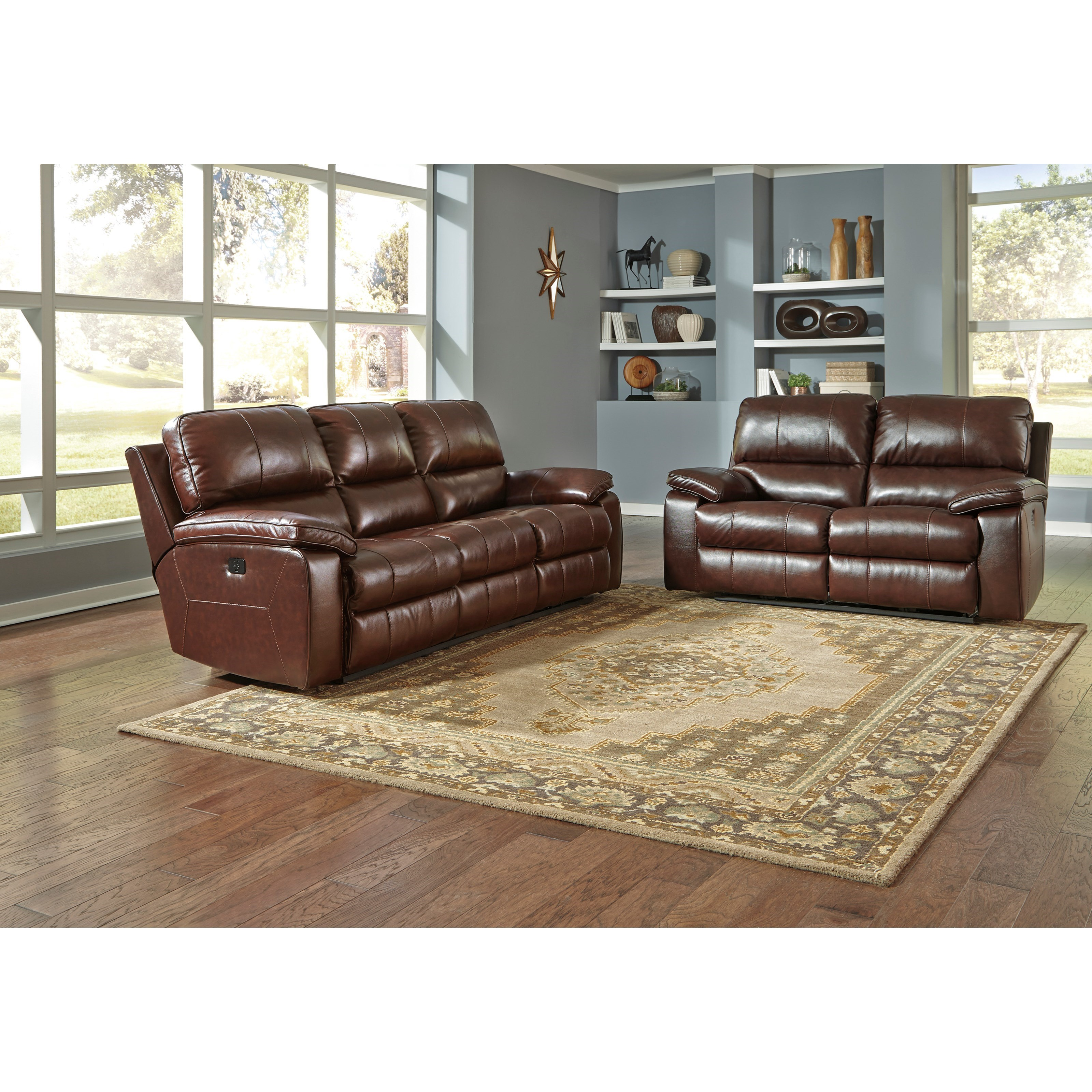 Signature Design by Ashley Transister Reclining Living