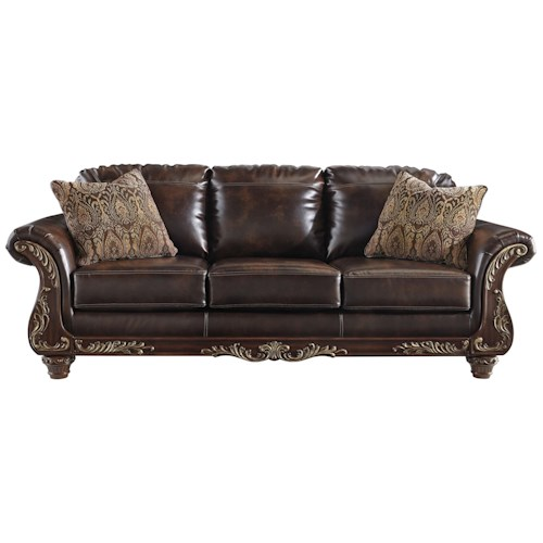 Room Furniture Sofa Signature Design by Ashley Furniture Vanceton Sofa