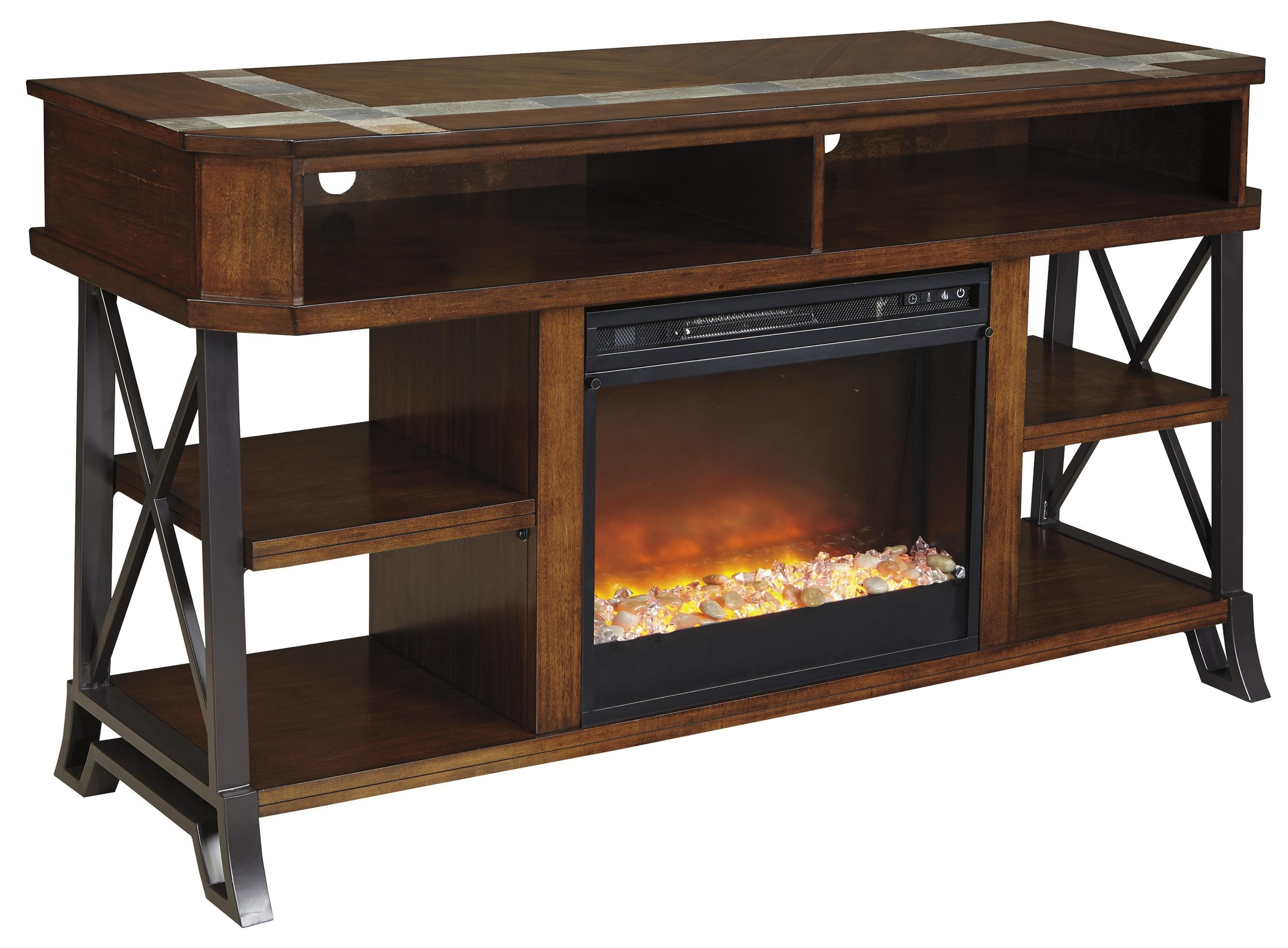 Signature Design by Ashley Vinasville TV Stand with