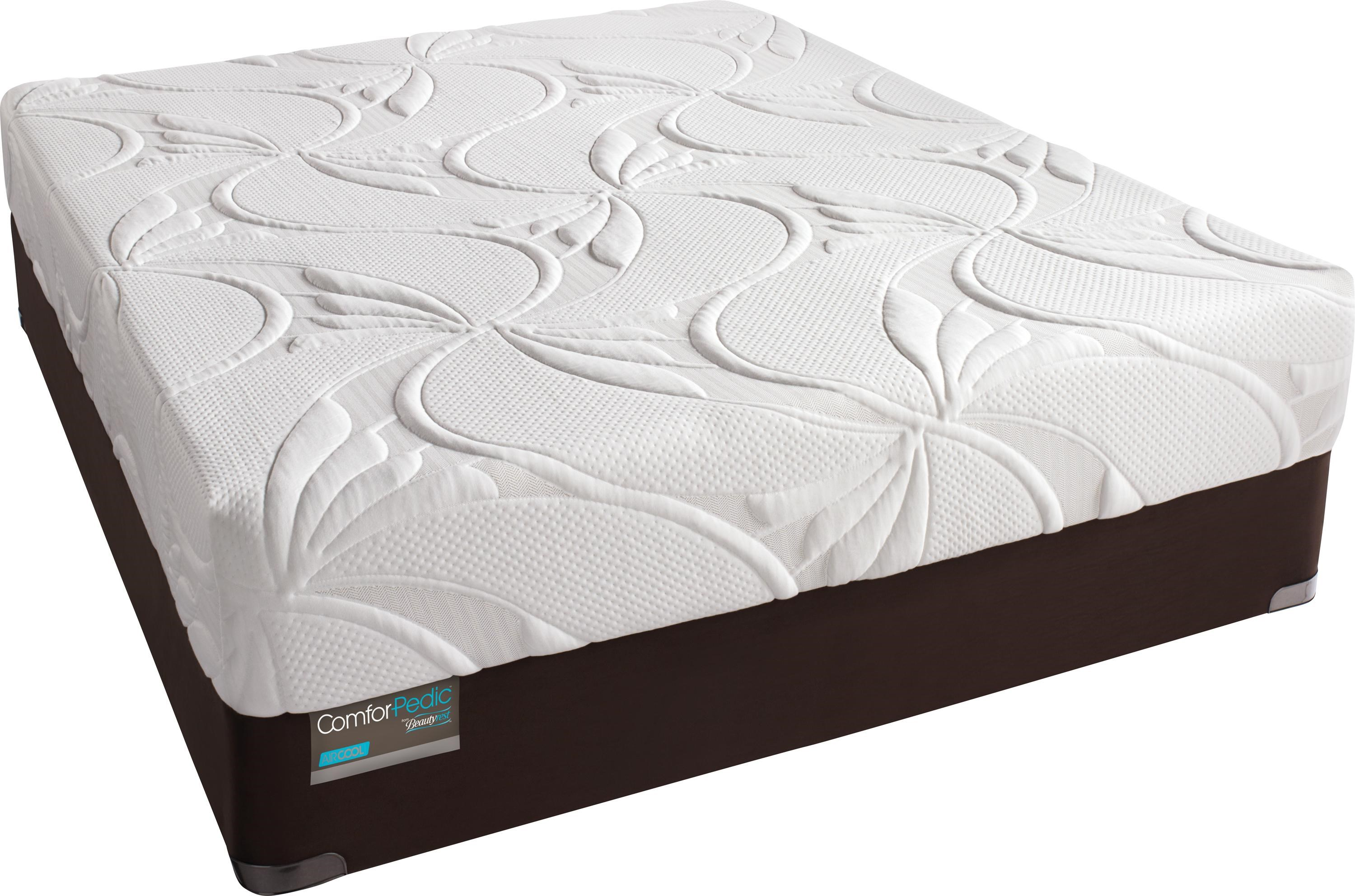 Simmons forPedic Advanced Rest Queen Luxury Firm Memory