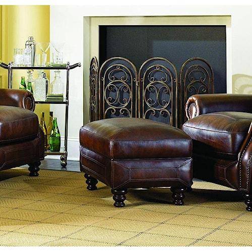 Simon Li J018 Ottoman Miskelly Furniture Ottoman Jackson Mississippi
