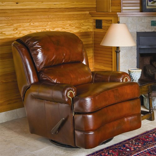 Smith Brothers Recliners Swivel Glider Recliner Dunk