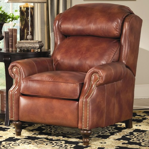 Smith Brothers Recliners Traditonal Big Tall Motorized