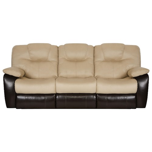 Leather Furniture Stores In Birmingham Al: Southern Motion Avalon Double Reclining Reclining Sofa