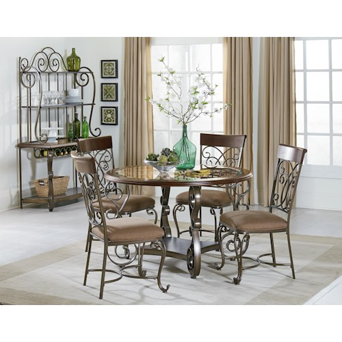 casual dining room group standard furniture bombay casual dining room