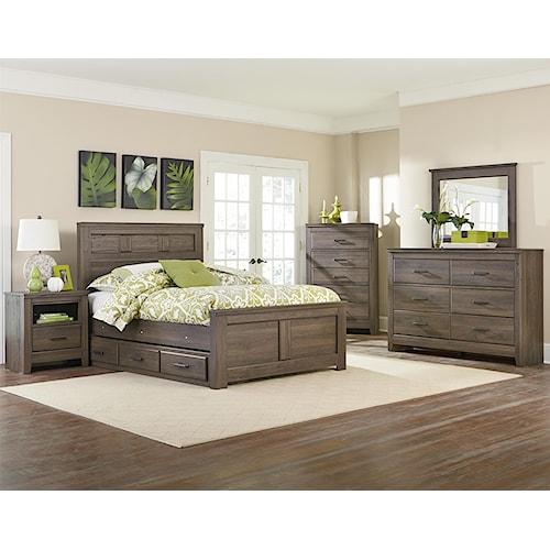 Standard Furniture Hayward Queen Bedroom Group J J Furniture Bedroo