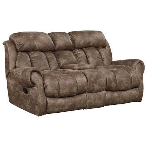 Standard Furniture Summit Reclining Loveseat With Center Console Wayside Furniture Reclining
