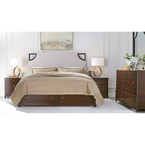 home bedroom groups stanley furniture virage california king bedroom