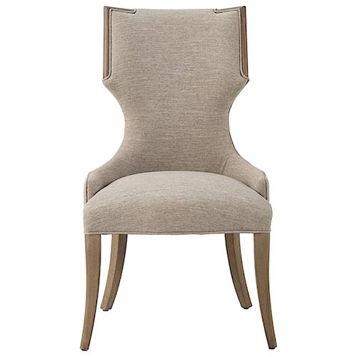 Stanley Furniture Virage Dining Room Set: Stanley Furniture Virage Host Chair