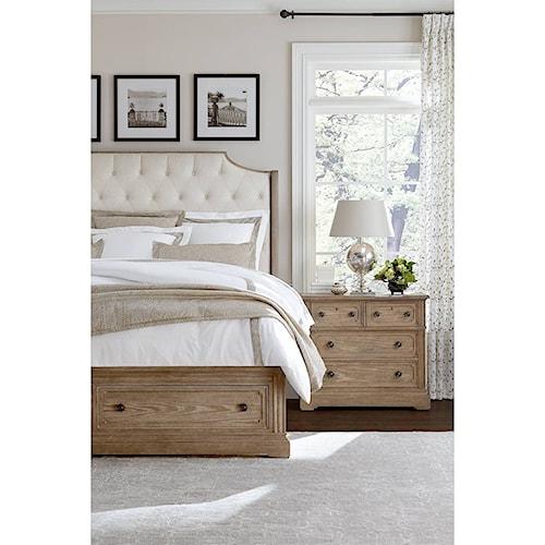 bedroom groups stanley furniture wethersfield estate queen bedroom
