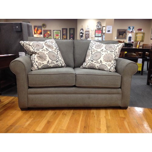 Stanton 283 Casual Loveseat Rife 39 S Home Furniture Love Seat