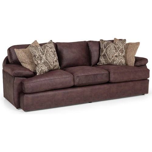 Stanton 386 Casual Sofa With Pillow Arms Rife 39 S Home