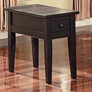 Star PEPPER Casual Chairside End Table EFO Furniture