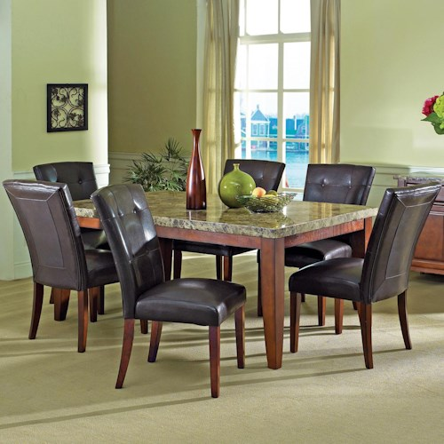 set becker furniture world dining 7 or more piece set twin