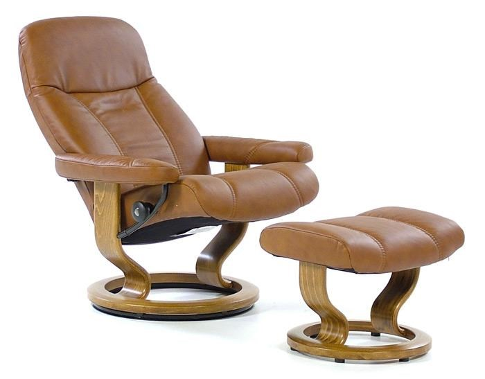 Stressless by Ekornes Stressless Recliners Consul Medium